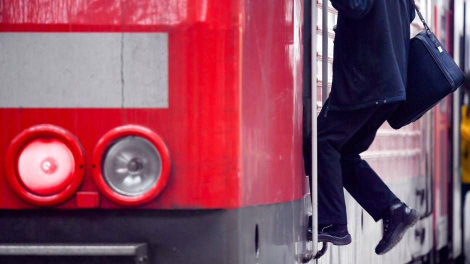 Lokführer werden verzweifelt gesucht