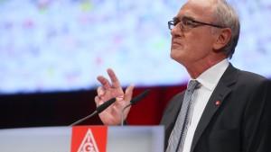 Detlef Wetzel zum neuen IG-Metall-Chef gewählt