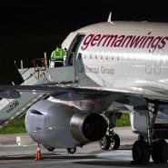 Nichts geht mehr. Lufthansa stellt den Betrieb von Germanwings ein.