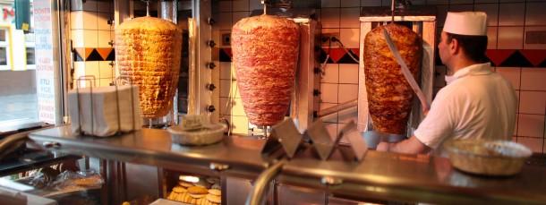 Migranten treten oft als Existenzgründer auf - nicht nur bei türkischen Restaurants