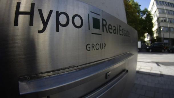 Einigung über Rettungspaket für Hypo Real Estate