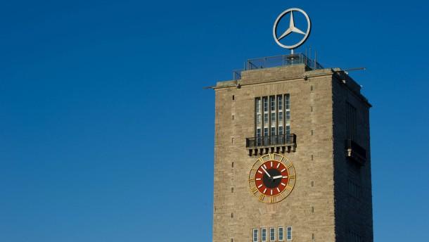 Unter 4 Euro Stundenlohn für Daimler-Testfahrer