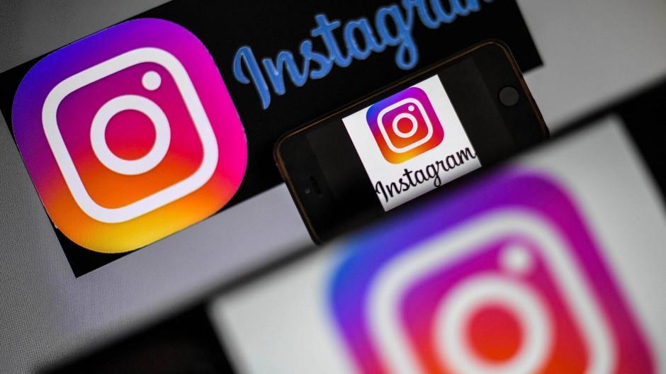 Logo der Facebook-Tochtergesellschaft Instagram