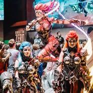 """Die kulturelle Seite des Gaming: Cosplayer posieren als """"Darksiders""""-Figuren"""