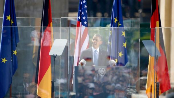 Merkel verlangt Verhältnismäßigkeit bei Netzüberwachung
