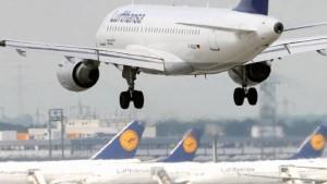 Lufthansa spart Personalkosten in der Verwaltung