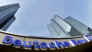 Pforzheim verklagt die Deutsche Bank
