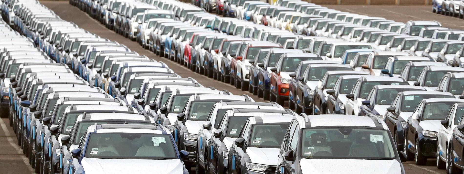 VW muss Arbeit schon wieder herunterfahren