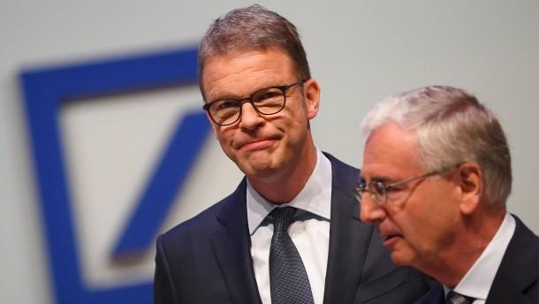 Gericht kippt Entlastung von Deutsche-Bank-Führung