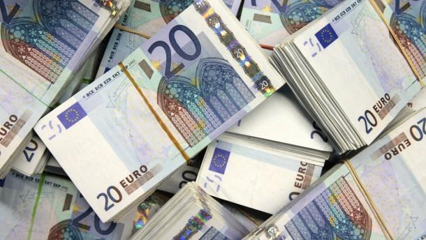Die Deutschen werden immer reicher