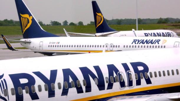 Ryanair rechnet mit Verlusten