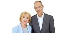 Liz Mohn mit ihrem Sohn Christoph