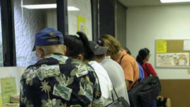 Arbeitsmarktdaten trüben die Stimmung