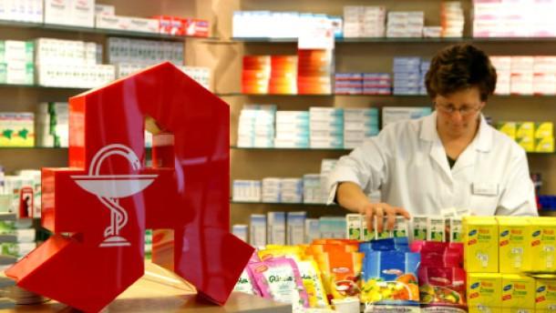 Apotheker wollen Kassen beim Sparen helfen