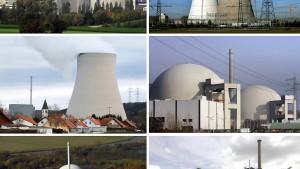 Atomausstieg bis 2022