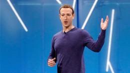 Facebook rechnet künftig mit 50 Prozent Homeoffice