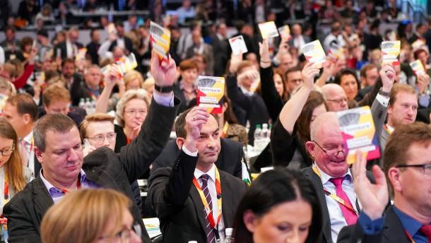 CDU setzt auf Anreize statt Verbote