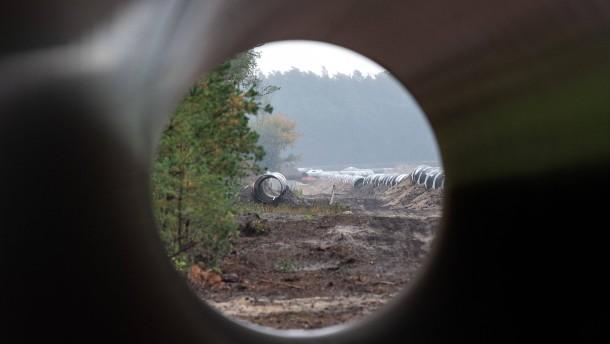 Nord Stream 2 ist wirtschaftlich in deutschem Interesse