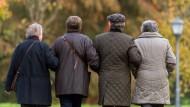Rentenausgaben steigen bis 2045 um eine halbe Billion Euro