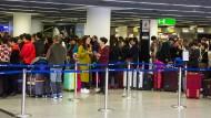 Passagier-Rekord an deutschen Flughäfen