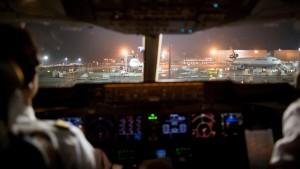 Lufthansa als Geisel