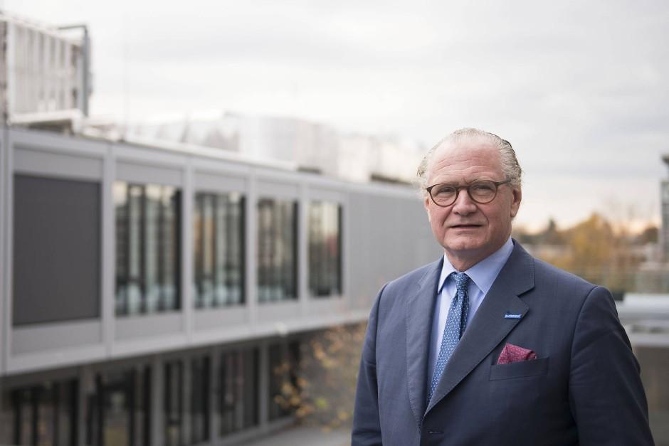 Stefan Oschmann, Chef des Chemie- und Pharmakonzerns Merck KGaG.