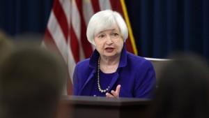 Die Fed dreht an der Zinsschraube
