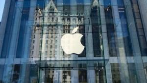Apple treibt Dow über 22.000 Punkte