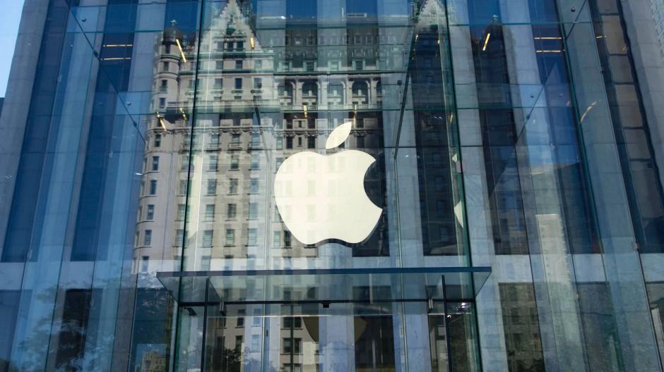 Dank iPhone und iPad: Apple steigert Gewinn auf Rekordhoch