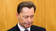 Thomas Middelhoff, hier vor der Urteilsverkündung vor dem Landgericht Essen