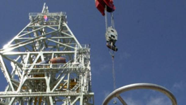 Ölpreis durchbricht erstmals 50-Dollar-Marke