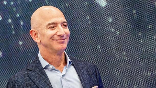 Bezos verkauft Amazon-Aktien für mehr als 3 Milliarden Dollar