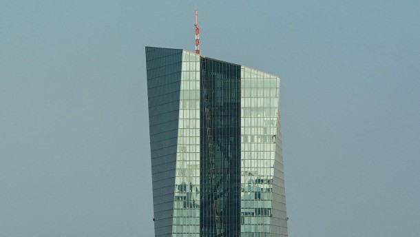 EZB behält den Nullzins bei