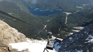 """Ein Tag mit dem """"Mountain Manager: Unterwegs auf der Zugspitze"""