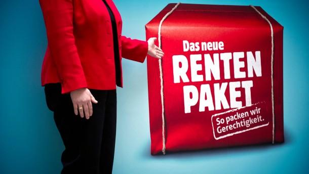 SPD und Linke empört über Brüssels Renten-Schelte