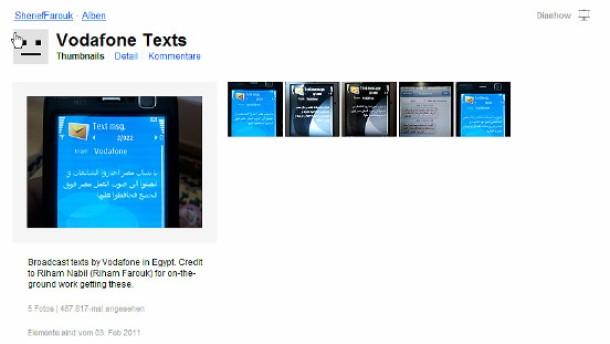 Vodafone muss Propaganda-SMS senden
