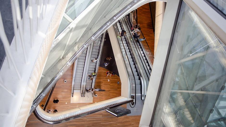 Einkaufsvergnügen 2020: Im Frankfurter Einkaufszentrum My Zeil
