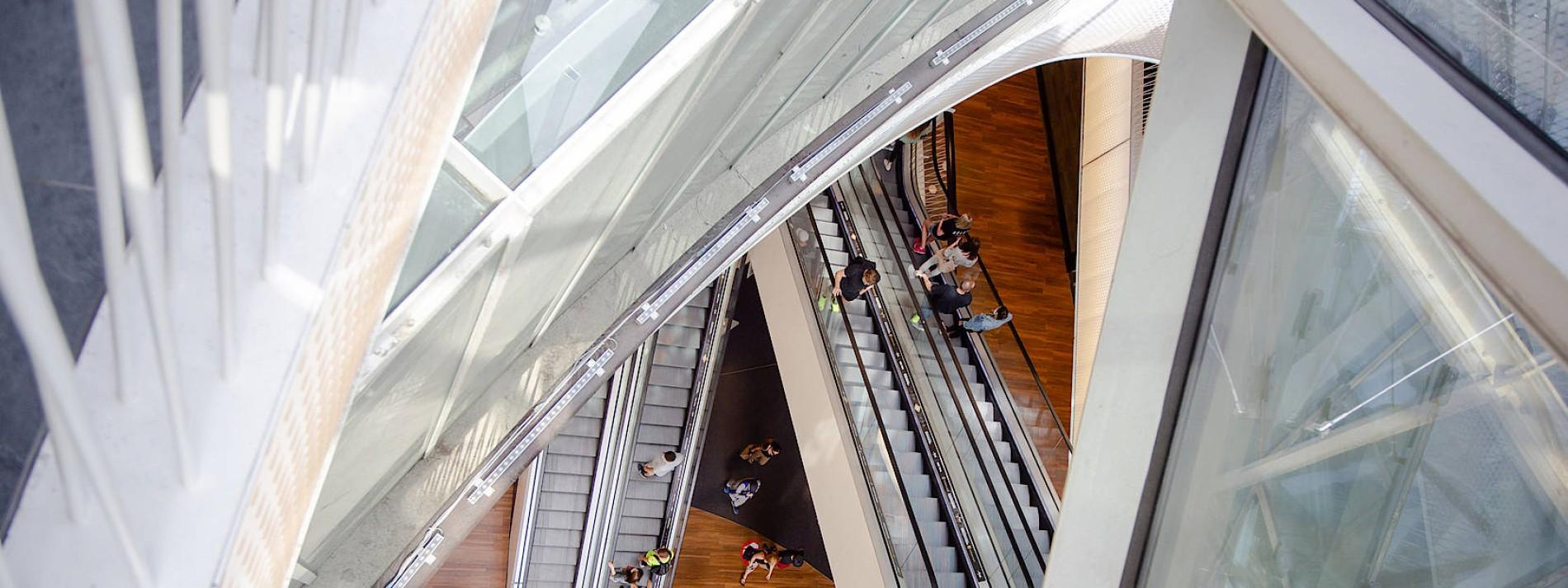 Shopping-Center in der Krise