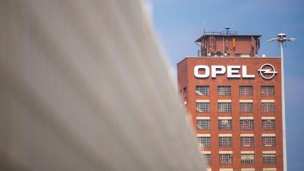 Opel will Teile der Zentrale in Rüsselsheim verkaufen