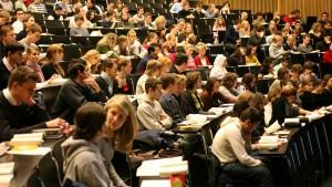 Deutschland-Stipendium droht Fehlstart
