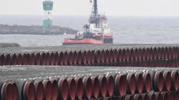 SPD kritisiert Baerbock-Aussage zu Nord Stream 2