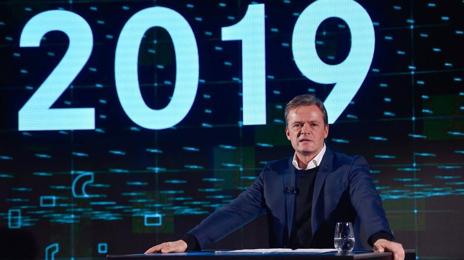 Markus Schäfer, künftiger Forschungsvorstand von Daimler