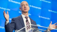 Einer der reichsten Männer der Welt, Jeff Bezos