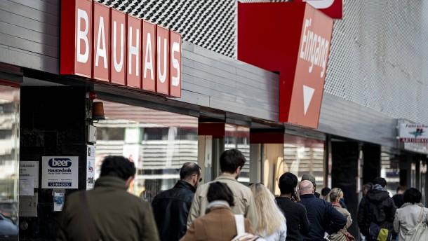 Bauhaus steht im Visier der Steuerfahnder