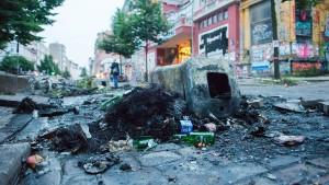 """Heute Abend ist """"G20 entern""""-Demo"""