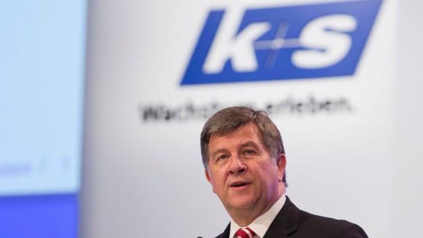 K+S Gruppe mit erfolgreichem ersten Quartal