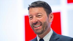 Neuer Adidas-Chef gibt sich ehrgeizig