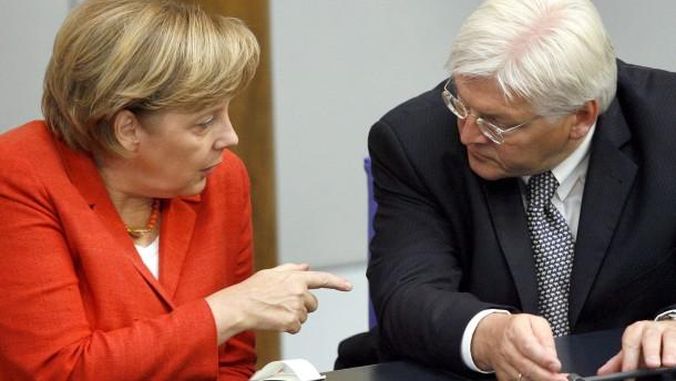 Regierung und Opposition nähern sich bei Fiskalpakt an