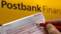 Das kostenlose Girokonto für Postbankkunden steht infrage.