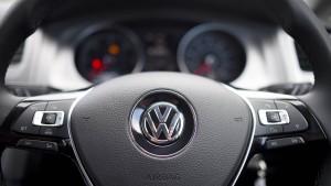 VW ruft 8,5 Millionen Diesel-Fahrzeuge in Europa zurück